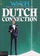 BD  Largo Winch - N°6 -  Dutch Connection  - E.O - 1995 - TBE - Francq