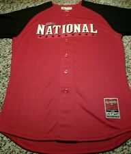 Majestic 2015 MLB National League All Star Game Cool Base Jersey Size 44 BNWT