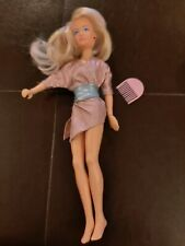 Vintage!Jem Jerrica Holograms Doll/Comb/ Dress Hasbro 1985