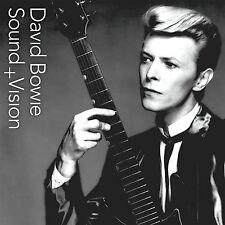 DAVID BOWIE SOUND + VISION 4 CD ALBUM SET (2014)