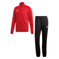Adidas 3 Stripe Herren Trainingsanzug Jogginganzug Baumwolle