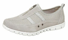 Extra Wide (EEE) Plus Size Textile Shoes for Women