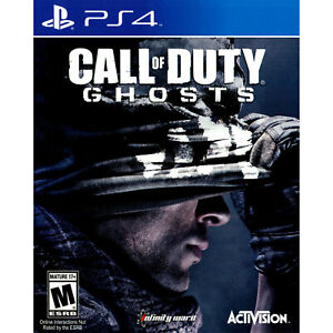 Call of Duty: Ghosts PS4 [Brand New]