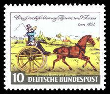 EBS Germany 1952 Stamp Day Tag der Briefmarke Michel 160 MNH** cv $9.50