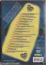 RARE promo only dvd 60s 80s 70s baladas CLAUDIA DE COLOMBIA los golpes luz ayda