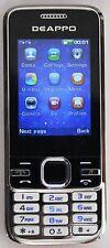 Neuf téléphone portable chinois de la marque DEAPPO F1 dual sim de haute qualité coffret