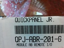 NEW Quickpanel QPJ-ABR-201-G   AB Remote I/0 Module  Total Control Products