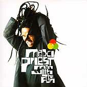 """NEW SEALED CD   """"Maxi Priest"""" Man With The Fun  (G)"""