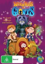 Wizards And Giants (DVD, 2007)
