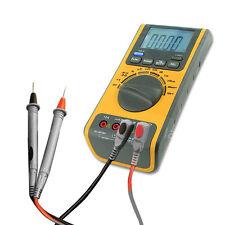 5-in-1 Digital Multimeter Thermometer Illuminance Lux Sound Meter %RH Hygrometer