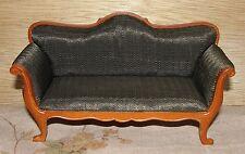 Dollhouse Sofa Bespaq prototype signed by Pit Ginsberg OOAK
