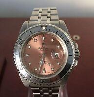 Tudor Rolex  Mini Sub - Automatic Submariner Stainless Steel Watch 9/10