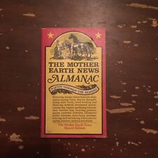 1973 The Mother Earth News Almanac Bantam 3rd Printing Paperback