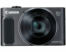 Canon Powershot SX620 20MP 25x Zoom Camera - Black. From the Argos Shop on ebay