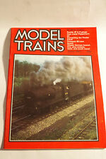 Model Trains (Airfix) June 1981