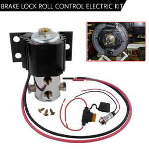 Car Brake Line Lock Accessories Kit Heavy Duty Type Roll Control Hill Holder KIt