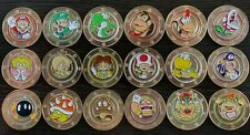 One Super Mario Wonder Ball Collectible Coin by Frankford - Sealed, Your Choice