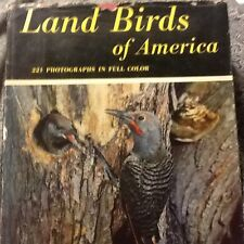 Land Birds of America by Amadon and Murphy (1953, HCDJ)