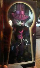 Living Dead Doll Variant Alice In Wonderland Sybil Mad Hatter Sealed Mip Mezco
