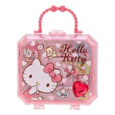 Sanrio Japan  Hello Kitty Stamp set Jewel Case