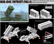 Dragon 1/35 MIM-104C Patriot (PAC-2) Kit  #3604