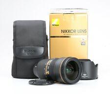 Nikon AF-S Nikkor 24-70 mm 2.8 E ED VR + TOP (227275)