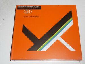 OMD-HISTORY OF MODERN (+ BONUS DVD) NEW  -  [2010]