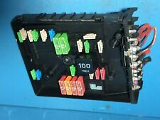 Seat Altea 1.9 TDI D001R02 Fuse Box