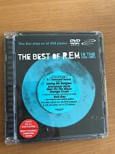 REM - In Time-Best of 1988 - 2003 [DVD AUDIO] Very good condition