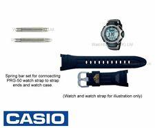 Conjunto de barras de resorte Casio Reloj para el montaje Casio PRG-50 PRG50 Correa de Reloj - 4 piezas