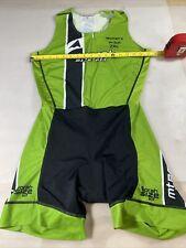 Borah teamwear womens tri triathlon suit 2XL XXL (7754-20)