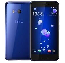 """Original HTC U11 Android SmartPhone DÉBLOQUÉ TOUT OPÉRATEUR 5.5"""" 16MP 64GB Bleu"""