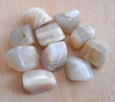 MOONSTONE TUMBLESTONES - 10 Moonstone Crystals - Fertility AAA Grade Crystals