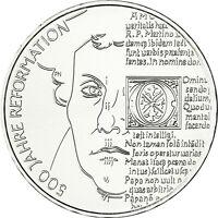 Deutschland 20 Euro 2017 Martin Luther 500 Jahre Reformation bankfrisch