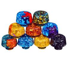 1x Colors Van Gogh mushroom head 510 resin drip Tip for tfv12 BABY Prince