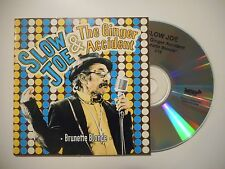 SLOW JOE & THE GINGER ACCIDENT : BRUNETTE BLONDE [ CD SINGLE ]