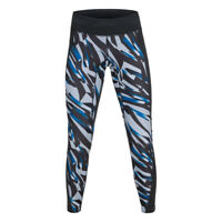 Peak Performance Running Leggings with Reflective Print in Black - 57% OFF RRP