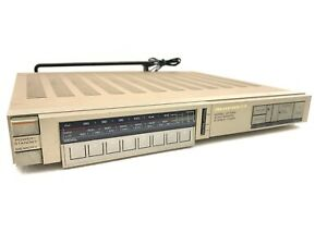MARANTZ ST-333L FM/AM Stereo Analogic Tuner Vintage 1980 Very Rare Like New
