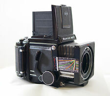 Mamiya RB67 Pro with S 120 Roll Film Holder + Waist-level Finder Medium Format
