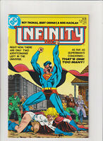 Infinity Inc. #7 VF/NM 9.0 DC Comics Earth-2 Superman vs. Power Girl
