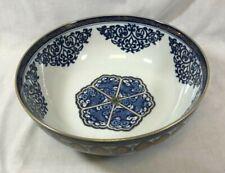 More details for japanese imari style large bowl.