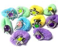 50pc Elastic hair Band Toys kid Party favor Pinata gadget souvenir giveaway gift