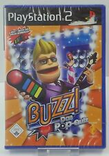 Ps2 PLAYSTATION 2-Buzz! il Pop-Quiz-NUOVO NEW OVP