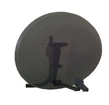 Zone 2 Sky/Freesat 60cm Satellite Dish with Brackets - MK 4 - Fast Dispatch