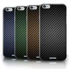 Housses et coques anti-chocs iPhone 6 Plus en fibre de carbone pour téléphone mobile et assistant personnel (PDA)