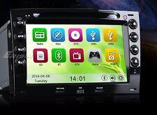 "AUTORADIO 7"" Touch RENAULT MEGANE 2006-2008 Navigatore Gps Comandi Volante Dvd"