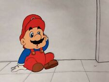 MARIO BROS SUPER SHOW Animation Cartoon cel Original Production Art