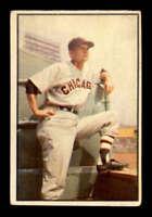1953 Bowman Color #39 Paul Richards  VGEX X1526622