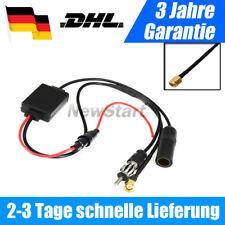 DAB + Antenne Splitter Radio Adapter FM Antennenverstärker Und Frequenzweiche DE