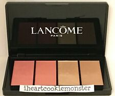 LANCOME Starlight Sparkle FACE Palette Blush Highlighter Bronzer Full size GLOW